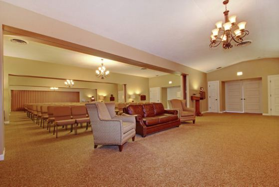 Montclair-Lucania Funeral Home at Chicago, IL
