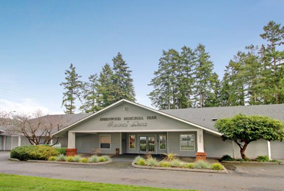 Greenwood Memorial Park Funeral Home at Renton, WA