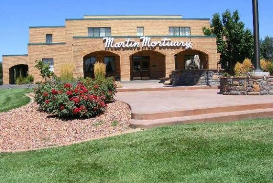 Martin Mortuary at Grand Junction, CO