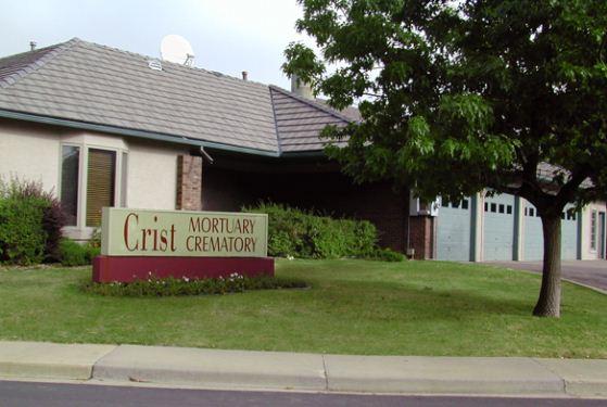 Crist Mortuary at Boulder, CO