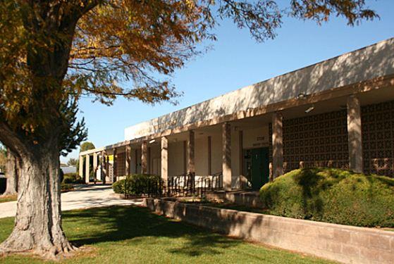 Adrian-Comer Garden Chapel at Pueblo, CO