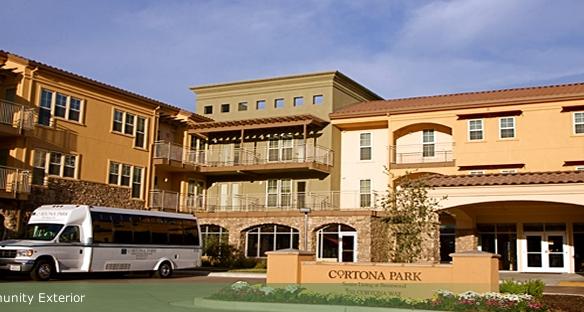 Cortona Park at Brentwood, CA