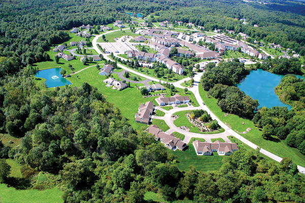 Laurel Lake Retirement Community at Hudson, OH