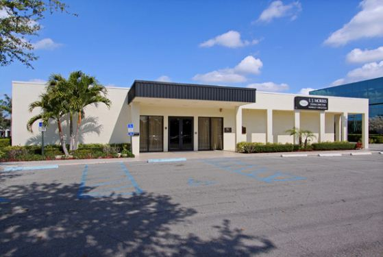 I. J. Morris Funeral Directors at West Palm Beach, FL