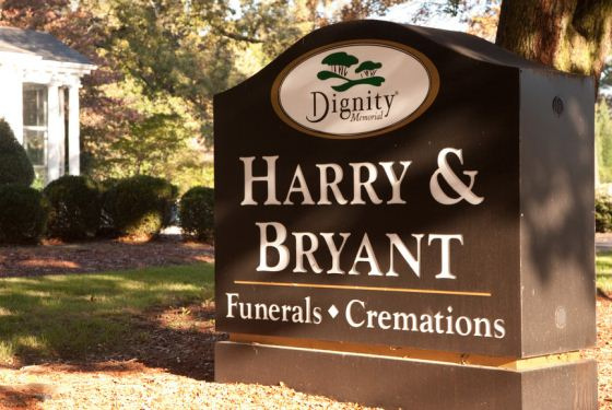 Harry & Bryant Funeral Home at Charlotte, NC
