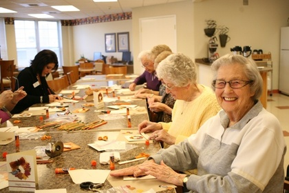Cambridge Terrace Assisted Living Community at Albany, OR