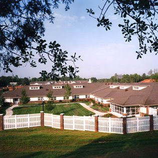 The Laurels in the Village at Carolina Place at Pineville, NC