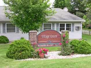Village Green at Hazel Green, WI