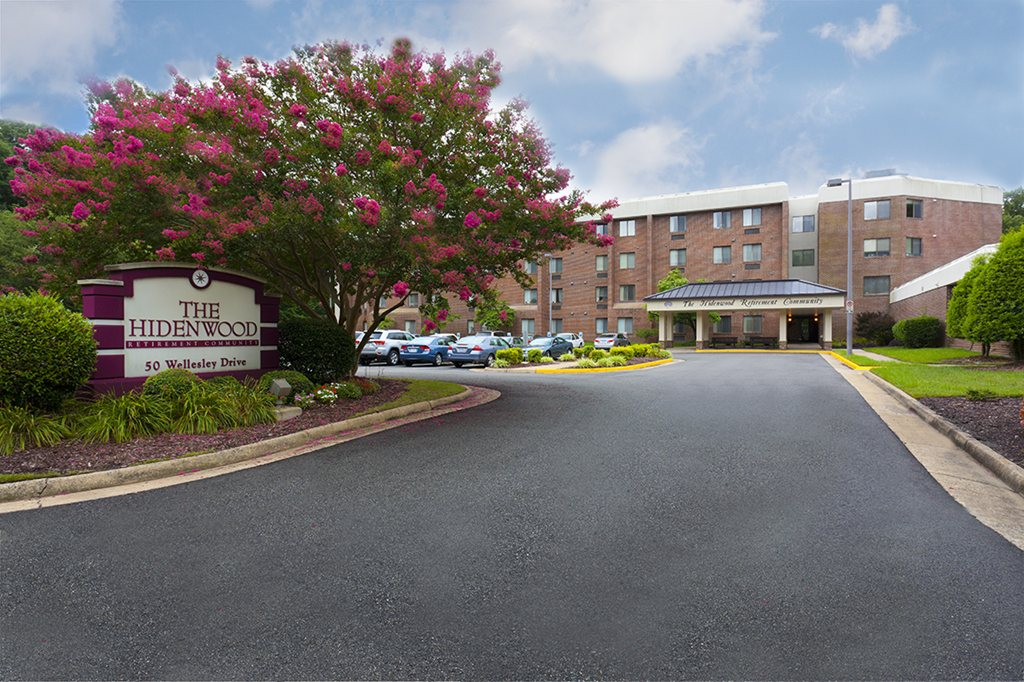 The Hidenwood Retirement Community at Newport News, VA