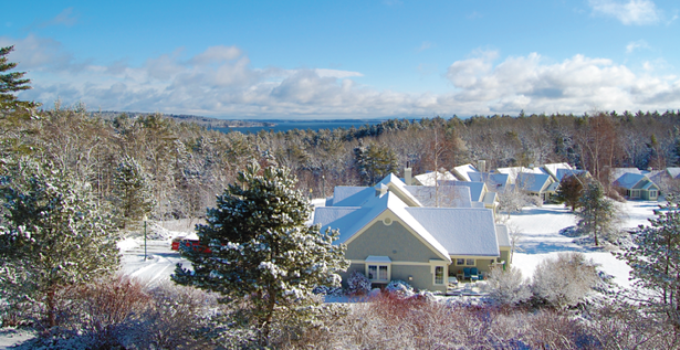 Parker Ridge Residential Community at Blue Hill, ME