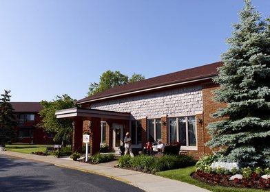 American House East II Senior Living at Roseville, MI