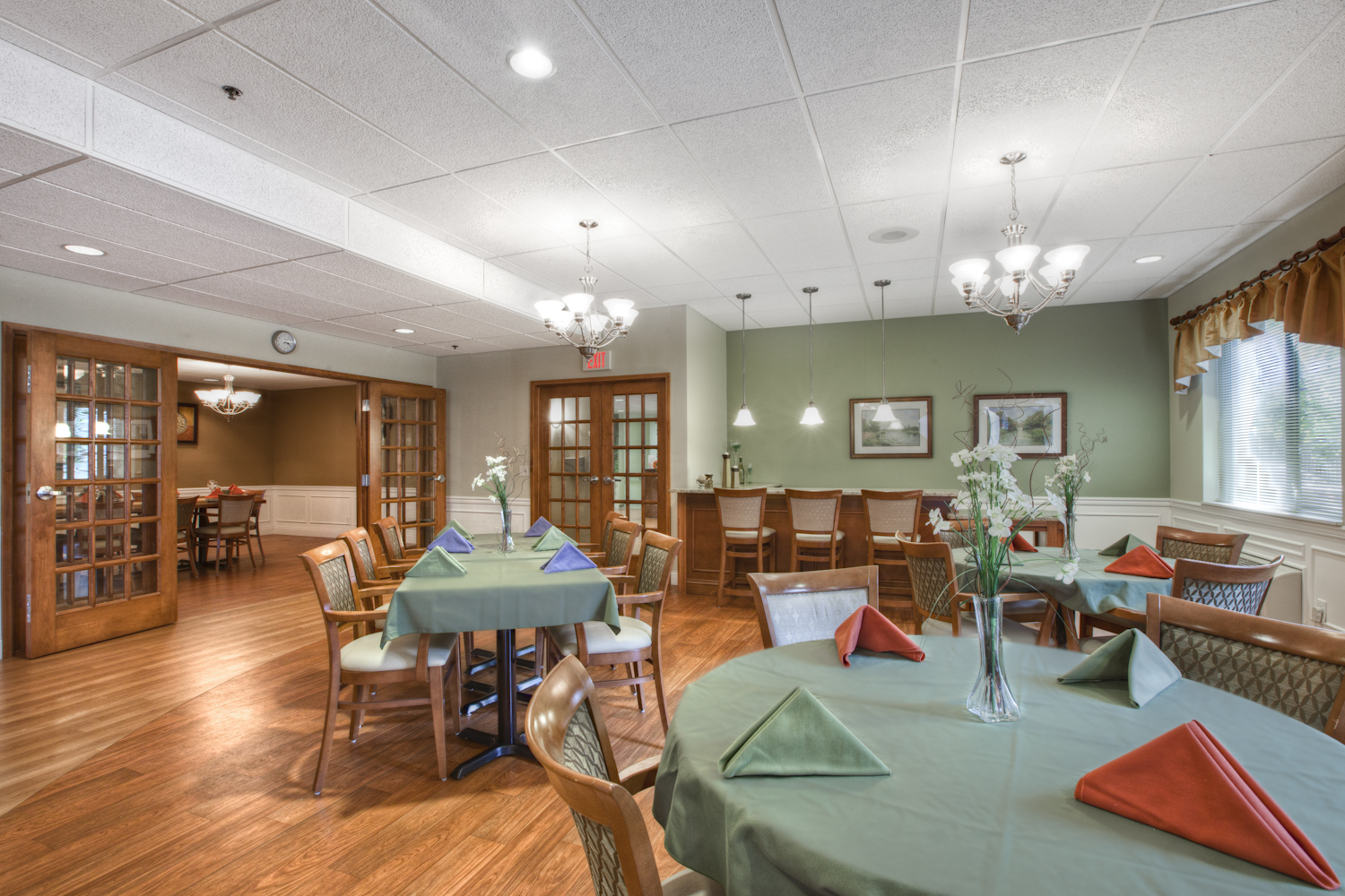 Northwesterly Assisted Living Community at Lakewood, OH