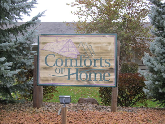 Comforts of Home - Baldwin at Baldwin, WI