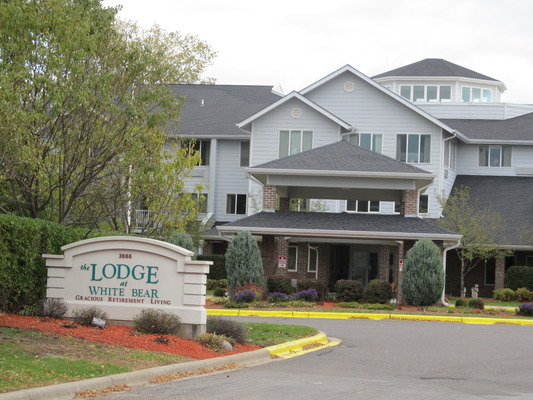 The Lodge at White Bear at White Bear Lake, MN