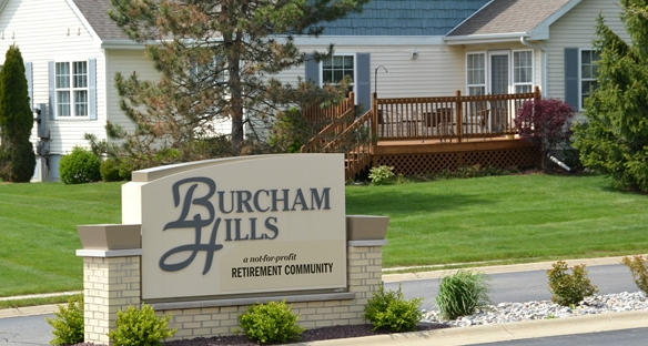 Burcham Hills at East Lansing, MI