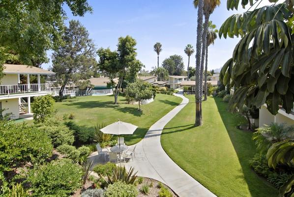 Grossmont Gardens at La Mesa, CA
