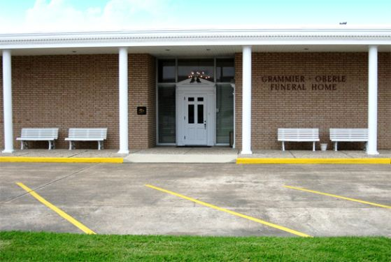 Grammier-Oberle Funeral Home at Port Arthur, TX