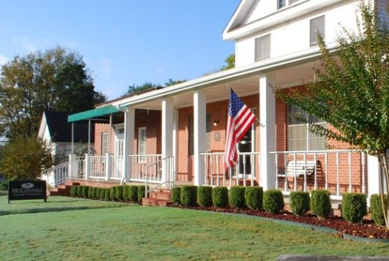 McConnell Funeral Home at Greenwood, AR
