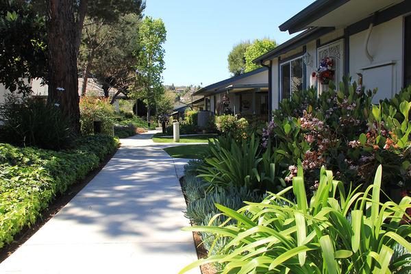 Redwood Terrace at Escondido, CA