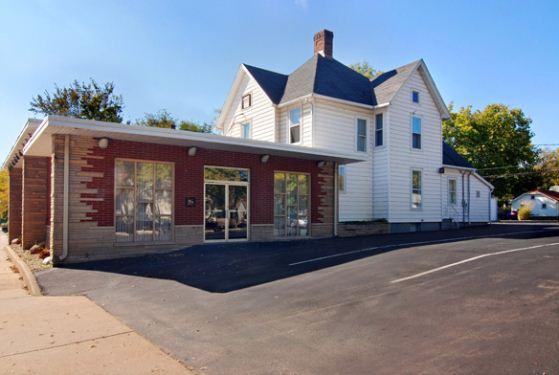 Davison-Fulton/Anderson Chapel at Chillicothe, IL