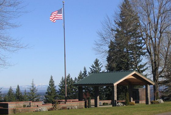 Lincoln Memorial Park & Funeral Home at Portland, OR