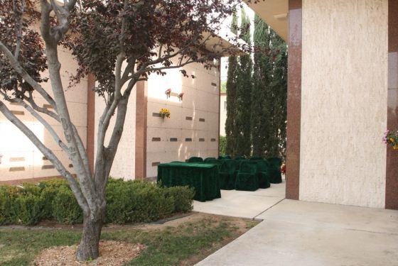 Mt. View Mortuary & Cemetery at San Bernardino, CA