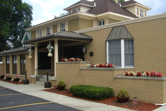 Wm. R. Chase & Son Funeral Home at Binghamton, NY