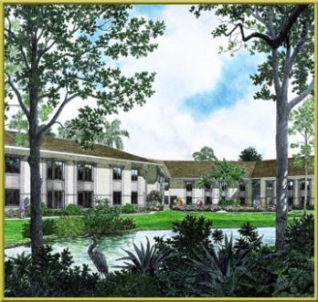Chateau at Moorings Park at Naples, FL