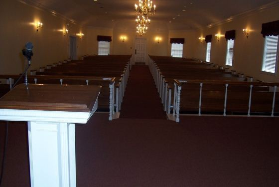 Johns-Ridout's Mortuary-Elmwood Chapel at Birmingham, AL