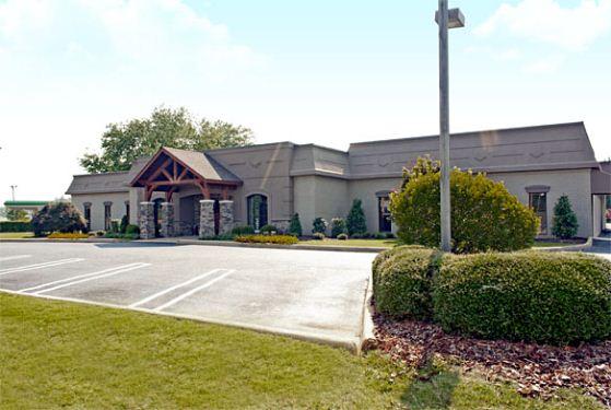 Ridout's Trussville Chapel at Birmingham, AL