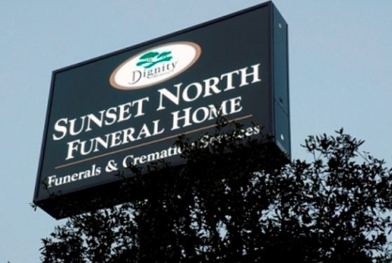 Sunset North Funeral Home at San Antonio, TX