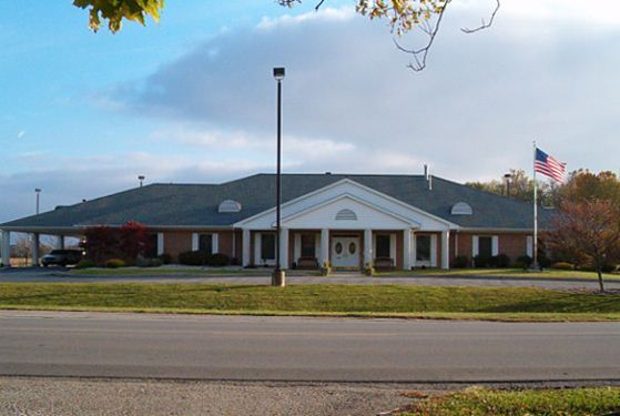 Sunset Memory Garden Funeral Home Kokomo In Funeral Home