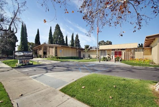 Draper Mortuary at Ontario, CA