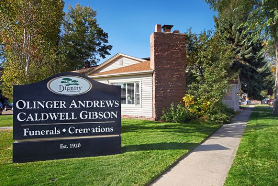 Olinger Andrews Caldwell Gibson Chapel at Castle Rock, CO