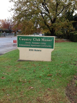 Country Club Manor at Sacramento, CA