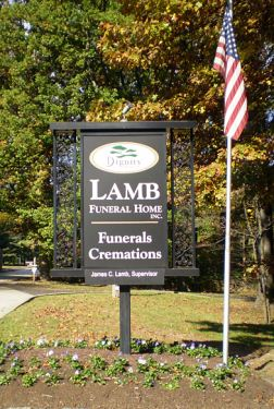 Lamb Funeral Home Inc. at Huntingdon Valley, PA
