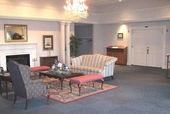 Crosby Burket Swanson Golden Funeral Home at Omaha, NE