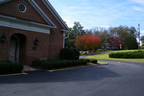 Striffler-Hamby Mortuary at Lagrange, GA