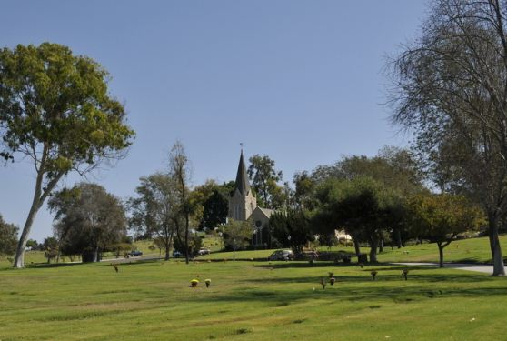 Glen Abbey Memorial Park and Mortuary at Bonita, CA