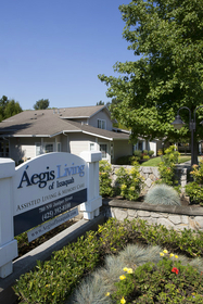 Aegis of Issaquah at Issaquah, WA