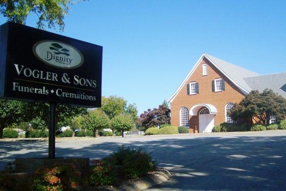 Frank Vogler & Sons at Winston-Salem, NC