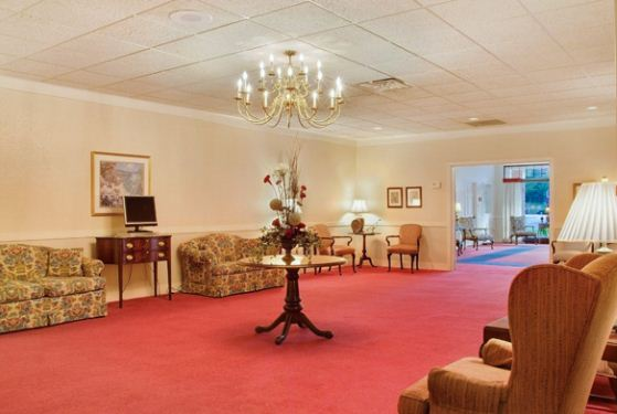 Thomasville Funeral Home at Thomasville, NC