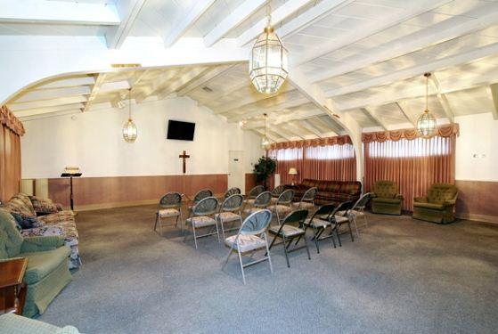 Funeraria del Angel - Morrow's at Pico Rivera, CA