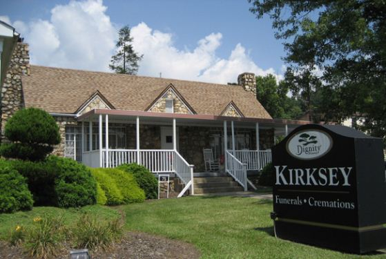 Kirksey Funeral Home at Old Fort, NC