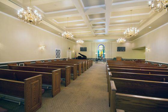 Kingwood Funeral Home at Kingwood, TX