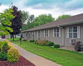 Grace Apartments at Wild Rose, WI