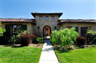 Rancho Santa Fe Villa at San Diego, CA