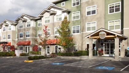 The Creekside, A Merrill Gardens Community at Woodinville, WA