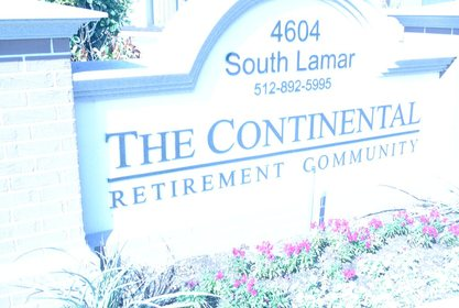 The Continental Retirement Community at Austin, TX