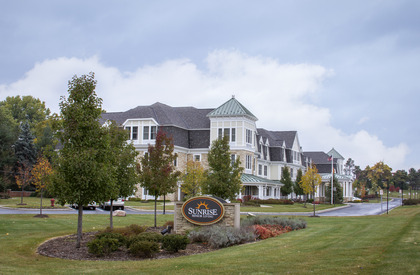 Sunrise Assisted Living of Bloomfield Hills at Bloomfield Hills, MI